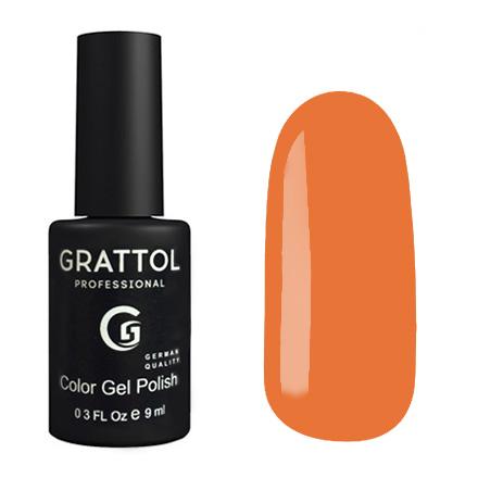 Гель-лак Grattol Color Gel Polish - тон №185 Pumpkin