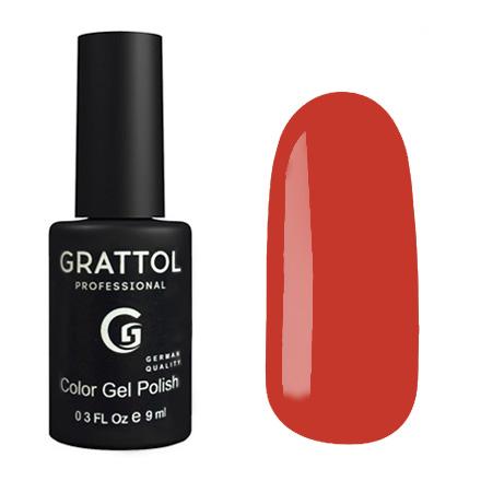 Гель-лак Grattol Color Gel Polish - тон №186 Ochre