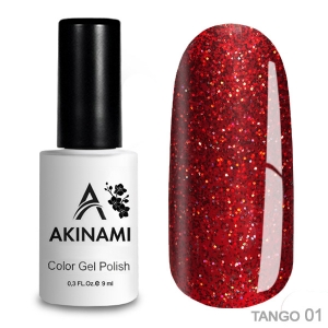 Гель-лак Akinami Tango 01