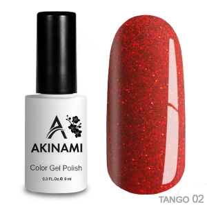 Гель-лак Akinami Tango 02