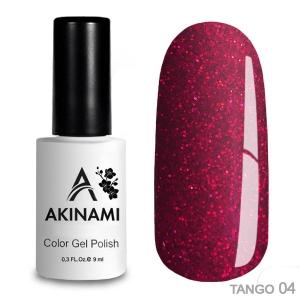 Гель-лак Akinami Tango 04