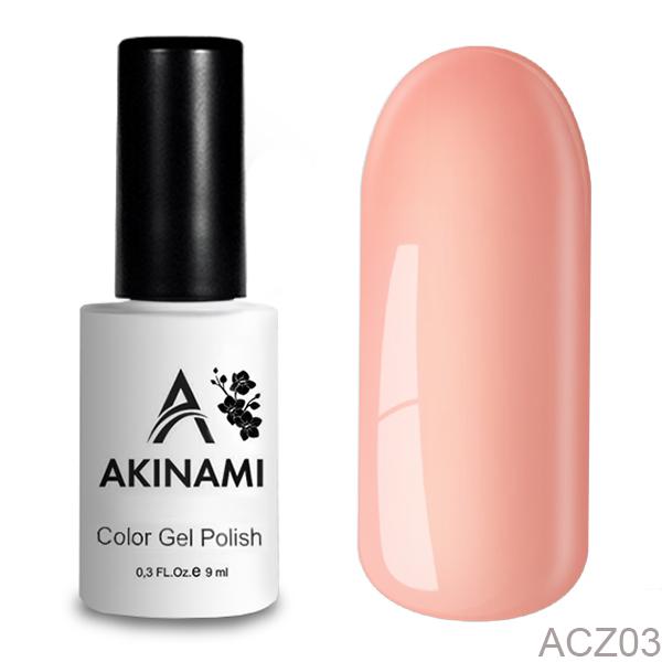 Гель-лак Akinami Zephyr 03