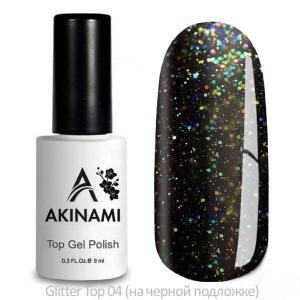 Akinami Glitter Top 04
