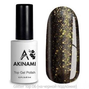 Akinami Glitter Top 06