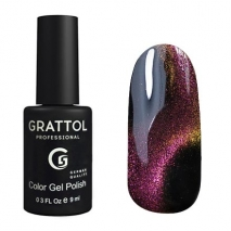 Гель-лак Grattol LS- 9d Cat Eye 04 new
