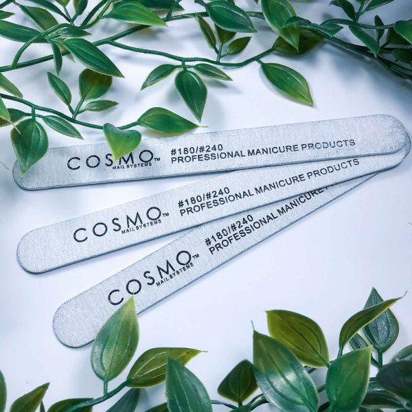 Пилка для ногтей COSMO 180/240