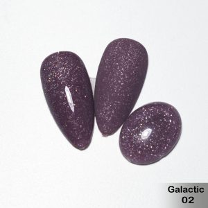 Гель-лак DeLaRo Color Gel Polish — тон Galactic 02