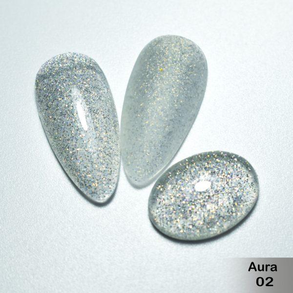 Гель-лак DeLaRo Color Gel Polish- тон Aura 02