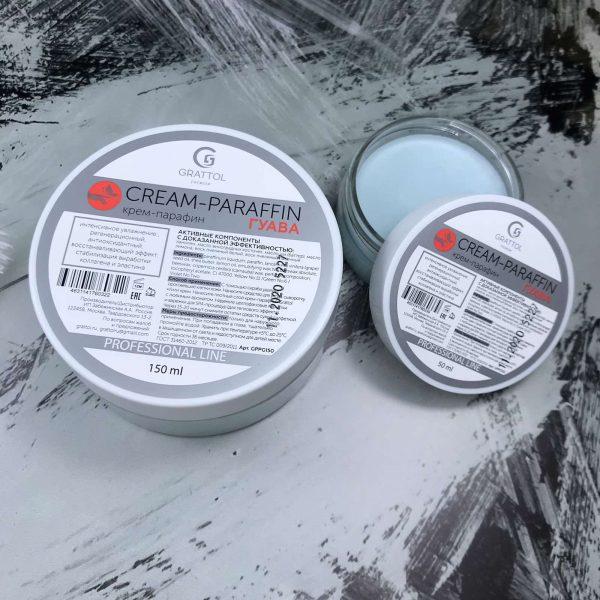 Grattol крем-парафин ГУАВА 150 мл