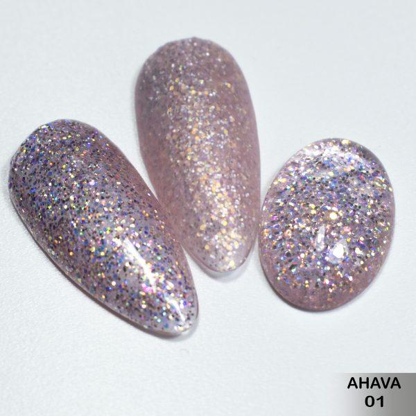 Гель-лак DeLaRo Color Gel Polish — тон AHAVA 01