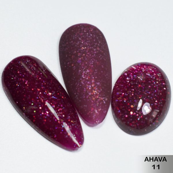 Гель-лак DeLaRo Color Gel Polish — тон AHAVA 11