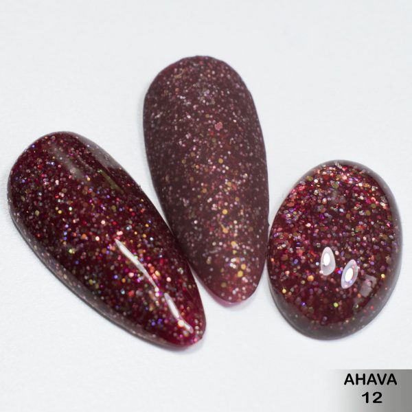 Гель-лак DeLaRo Color Gel Polish — тон AHAVA 12