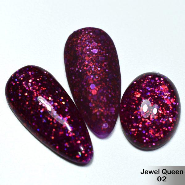 Гель-лак DeLaRo Color Gel Polish — тон Jawel Queen 02