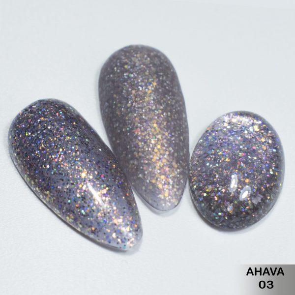 Гель-лак DeLaRo Color Gel Polish — тон AHAVA 03