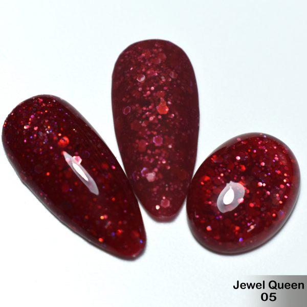 Гель-лак DeLaRo Color Gel Polish — тон Jawel Queen 05