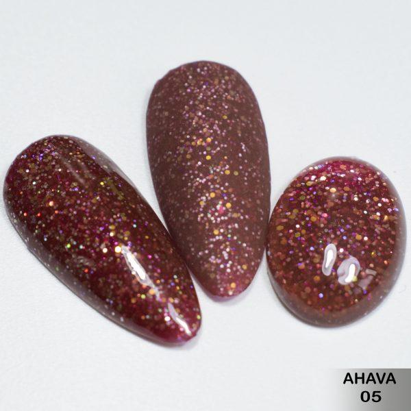 Гель-лак DeLaRo Color Gel Polish — тон AHAVA 05