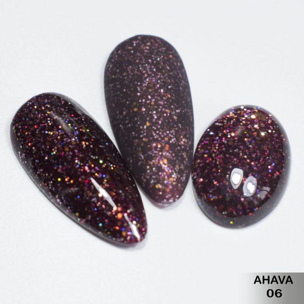 Гель-лак DeLaRo Color Gel Polish — тон AHAVA 06