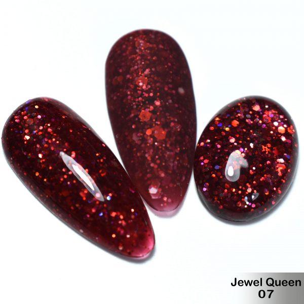 Гель-лак DeLaRo Color Gel Polish — тон Jawel Queen 07