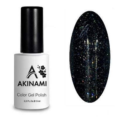 Akinami Color Gel Polish Fireworks — 12