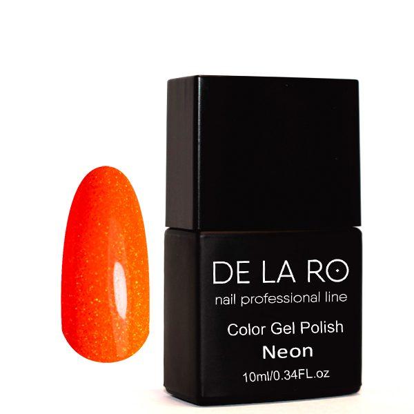 Гель-лак DeLaRo Color Gel Polish — тон NEON 13