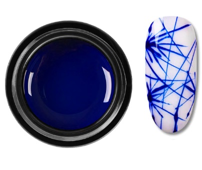 DeLaRo гель-паутинка синяя 7 gr